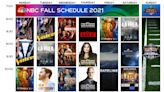 FULL SCHEDULE: NBC fall premiere week arriving with old favorites, new romances
