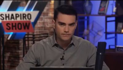 Ben Shapiro mocked for saying 4C of global warming not an 'emergency': 'You better get good at swimming'