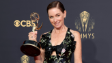 Julianne Nicholson Dedicates First Emmy Win to 'Mare of Easttown' Co-Star Kate Winslet