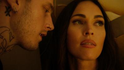 Megan Fox and Colson Baker (aka Machine Gun Kelly) Thrill in 'Midnight in the Switchgrass' Trailer (Exclusive)