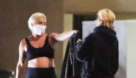 Here's the Heartwarming Reason Lady Gaga Gave Her Jacket to a Fan - E! Online