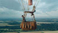'Aeronauts' fails to launch as adventure tale
