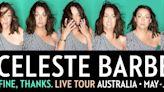 Celeste Barber Announces FINE, THANKS National Tour For 2022