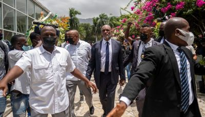 Haiti premier says he plans elections as quickly as possible