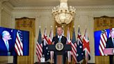 With Australia-UK deal, Biden again shows China is paramount priority