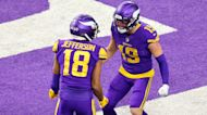 Vikings' Justin Jefferson or Adam Thielen?