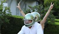 Ana de Armas Gifts Ben Affleck a New Motorcycle with Matching Helmets for His 48th Birthday