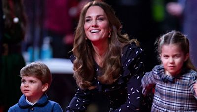Kate Middleton, Prince William, Their Three Kids, and Puppy All Went on a Helicopter Ride