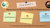 Mason County Small Business COVID Relief Grant 4 application
