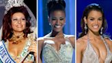 24 showstopping looks from the Miss Universe pageant over the years