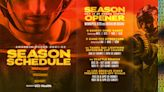 Ducks 2021-22 Season Schedule Announced