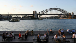 Australia's Melbourne enjoys weekend of eased COVID curbs after long lockdown