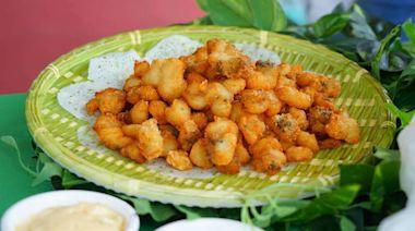 聽過「魚米花」嗎?屏東龍膽石斑霸氣加工!要征服台灣人的胃