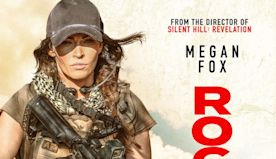 Megan Fox's mercenary takes on a lethal lion in trailer for action movie Rogue