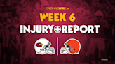 Kyler Murray, Chase Edmonds limited in Cardinals' 1st injury report of Week 6