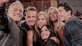 Jennifer Aniston Describes the Friends Reunion as 'Melancholy' and 'Brutal'