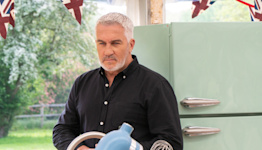 Paul Hollywood says he was 'p***ed off' with his 'Bake Off' weight gain