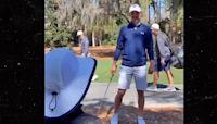 PGA's Jordan Spieth Pauses Practice Round To Hear Kid's Speech, Adorable Video!