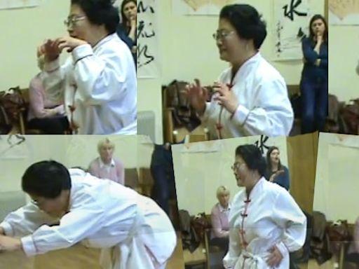 「太極大師」大使夫人出手重 總教練:太極拳應助修身養性 | 蘋果日報