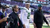 Jets' Wilson injures knee; Mahomes OK after visit to tent