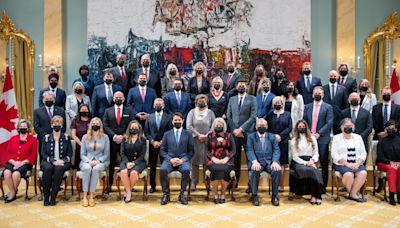 杜魯多內閣大洗牌 起用女性任外長防長