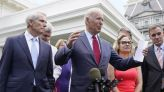 COMMENTARY: A restful escape from Joe Biden's angry America