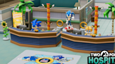 Free 'Sonic' DLC Pack Now Available for 'Two Point Hospital'
