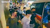 警高處監視捉「612」快閃堵路 三人被捕最年輕僅14歲 | 政事