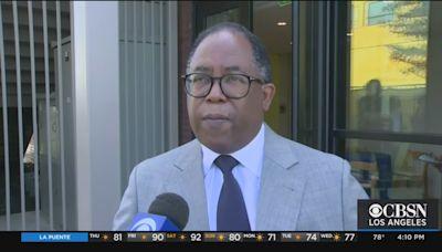 Mayor Eric Garcetti Responds Federal Corruption Allegations Against Councilman Mark Ridley-Thomas