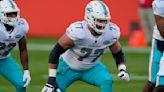 Miami Dolphins place Jesse Davis on COVID-19 list
