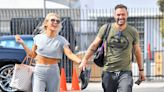 Sharna Burgess & Brian Austin Green Realized How 'Truly Compatible' They Are On 'DWTS'