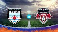 Match Highlight: Chicago Red Stars vs. Washington Spirit