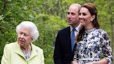 Queen once made a cheeky joke about Kate and Prince William's 'tidy' clothes