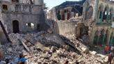 海地強震 總統令捐50萬美元、搜救大隊待命馳援