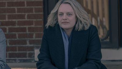 Elisabeth Moss on That Shocking 'Handmaid's Tale' Season Finale: 'I Don't Think She's Done'