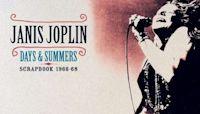 JANIS JOPLIN: DAYS & SUMMERS – SCRAPBOOK 1966-68