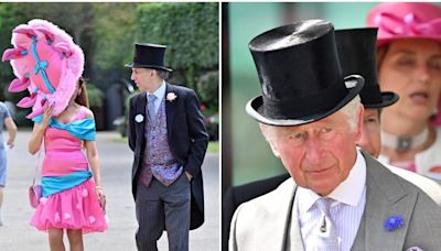 Photos from the Royal Ascot show how attendees went all out for the return of the UK's most prestigious racing event