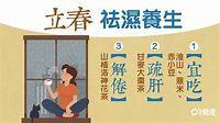 【立春】祛濕護肝調理抑鬱 脾胃差倦怠食療湯水健脾 香港01 健康