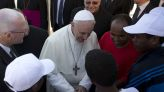Pope: God doesn't distinguish between natives, foreigners