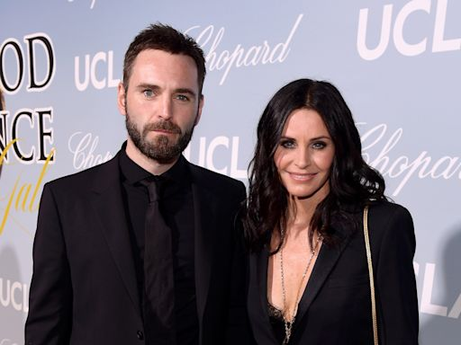 Courteney Cox reflects on not being with partner Johnny McDaid for over 200 days amid pandemic