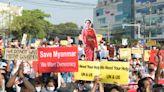 【緬甸政變】鎮壓力度愈發血腥 百餘名示威者命喪街頭