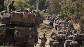 Israeli fire targets Hamas tunnels