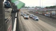 Camping World Truck Series makes debut at Knoxville