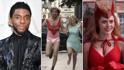 Chadwick Boseman, Borat 2 and WandaVision All Score MTV Movie & TV Awards Nominations