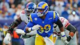 Rams' 'dynamic' Aaron Donald the focus of Lions' protection plans