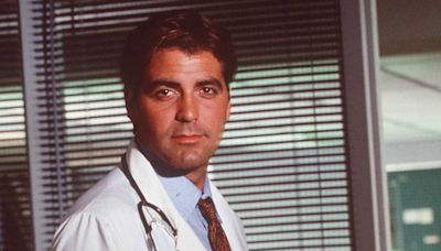 George Clooney On Whether He'd Do an ER Reboot: 'It's Hard to Catch Lightning Again'