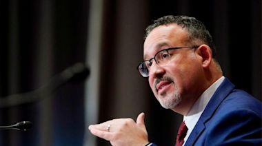 Miguel Cardona confirmed as education secretary