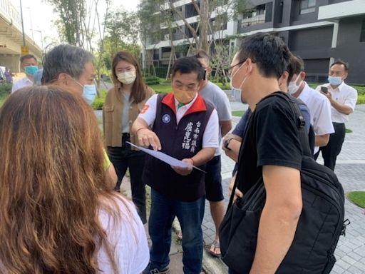 南市議員盧崑福奔走爭取 86快速道橋下再增闢3塊停車場   台灣好新聞 TaiwanHot.net