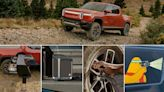 9 cool features of the electric 2022 Rivian R1T pickup
