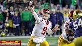 """Kedon Slovis' message to USC players making first trip to Notre Dame: """"Don't get caught up in the lights."""""""